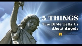 Video 5 Things the Bible Tells Us about Angels download MP3, 3GP, MP4, WEBM, AVI, FLV April 2018