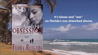 Love's Sweetest Obsession, a Romantic Suspense Novel by Flora Reigada - Palm Trees Trailer