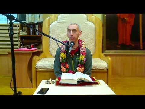 Шримад Бхагаватам 3.25.9 - Дамодара Пандит прабху