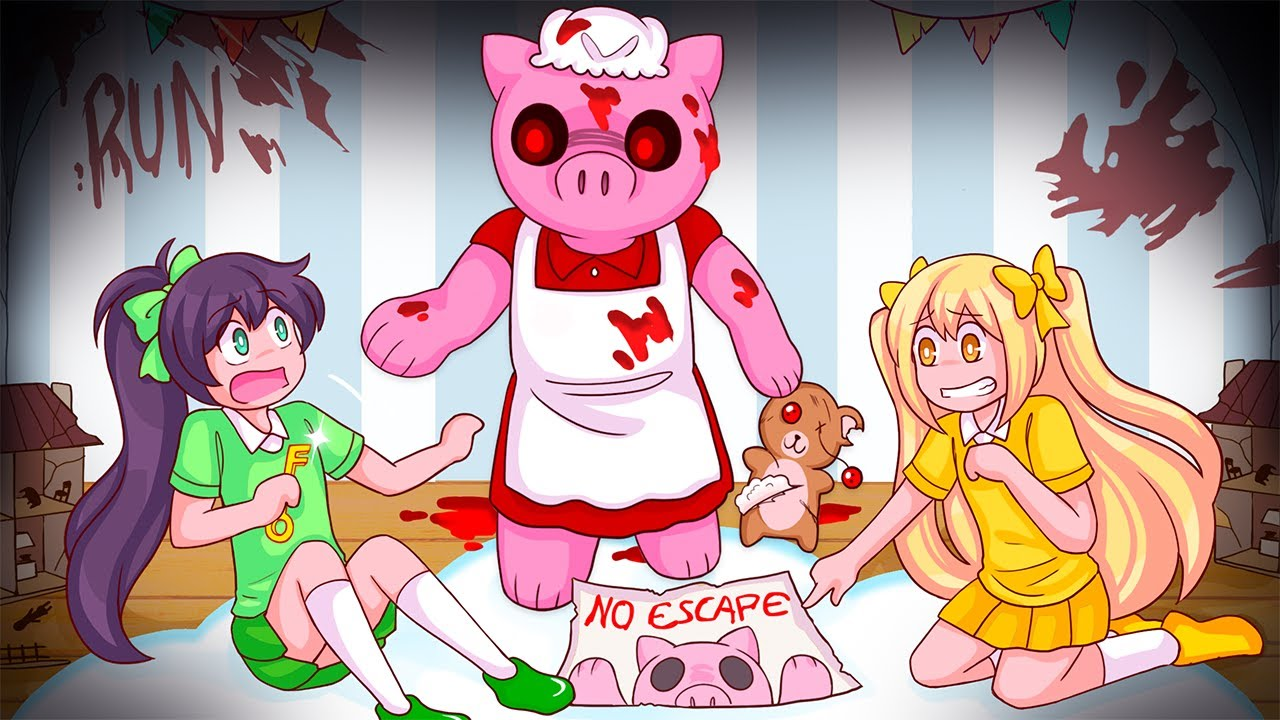 Download Don't Get Caught In Roblox Piggy Daycare!