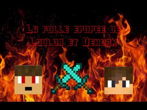 La Folle Épopée de Loulor et Dehorn 8 Exploration !!