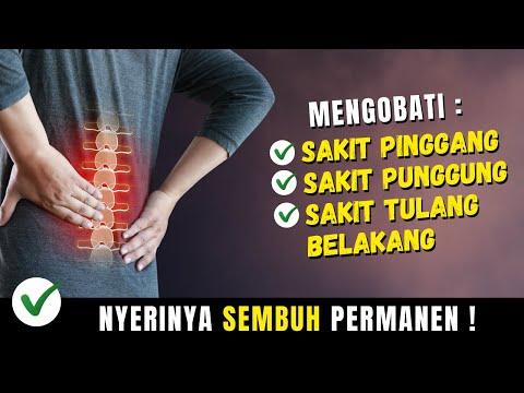 Nyeri Tulang punggung, Sakit pinggang, Nyeri punggung,kebas,kaku Sembuh Dgn Ini || Bhonten Official.