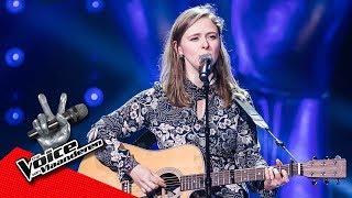 Marcia zingt 'Human' | Blind Audition | The Voice van Vlaanderen | VTM
