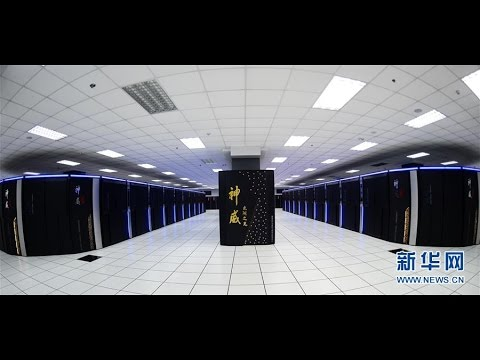 USA embargo did it again. Sunway Taihulight listed world's fastest supercomputer