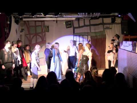 Shakespeare: The Pantomime - Shoreline Theatre, 7th & 8th December 2016