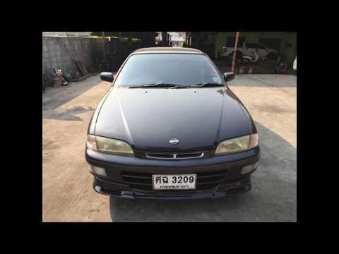 ((ขายแล้ว)) Nissan Presea ปี 96  เกียร์ออโต้   **ราคา 45,000 บาท**