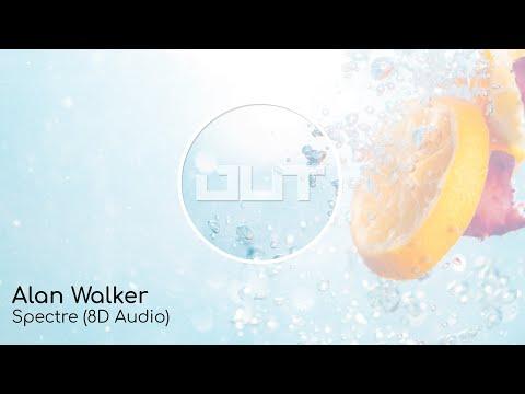 Alan Walker - Spectre (8D Audio)