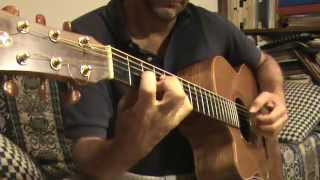 WHEN SHE'S GONE - Original Fingerstyle Guitar, by Luca