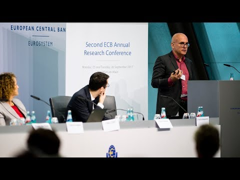 Second ECB Annual Research Conference - Paper 3: Life below