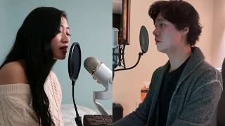 BTS (방탄소년단) 'Make It Right Ft. Lauv (Acoustic Piano English Cover By Leenda + Jay Tianci)