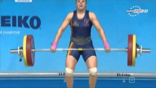 2015 European Weightlifting Championships Women