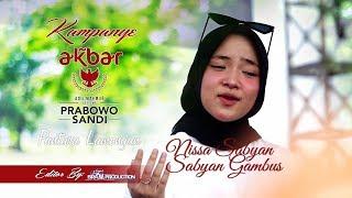 Download lagu Kun Anta Sabyan Gambus NISSA SABYAN Live Lamongan MP3