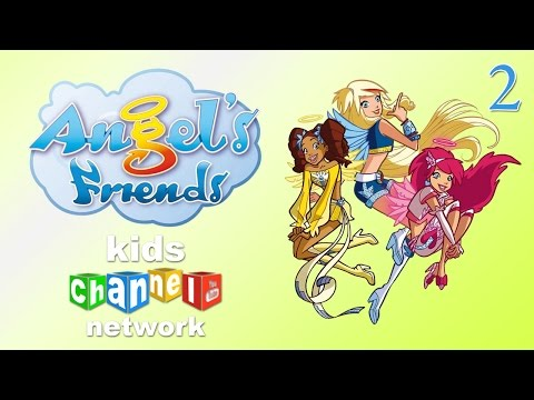 Angel's Friends I - Episode 2 - Animated Series | Kids Channel Network