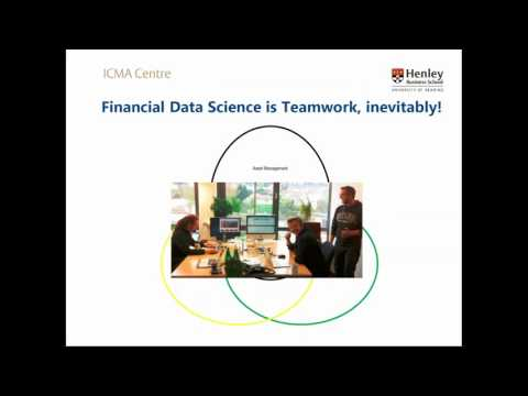 DVFA Webinar: A View into the Future - Financial Data Science
