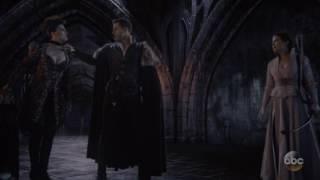 OUAT - 6x20 'Charming's vs Evil Queen' [David, Snow & Regina]