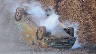 Best of Rally 2015 [HD] - Crashes, Jumps & Drifts