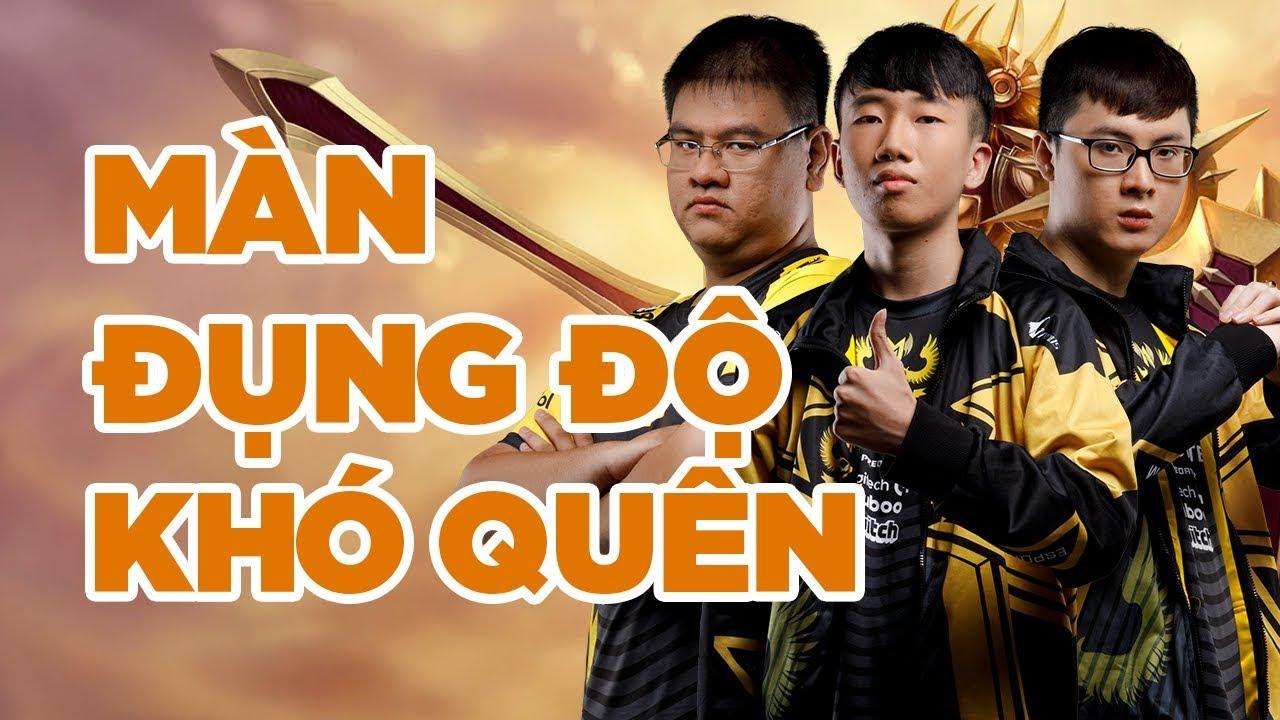 GAM đại chiến FFQ trong rank thách đấu Việt [GAM Esports Highlight]