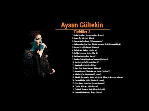 Aysun Gültekin Seçme Türküler 3 • En Güzel Türküler 2018