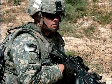 US army infantry-in support of the troops - YouTube