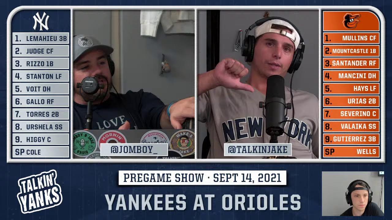 Yankees at Orioles | September 14, 2021