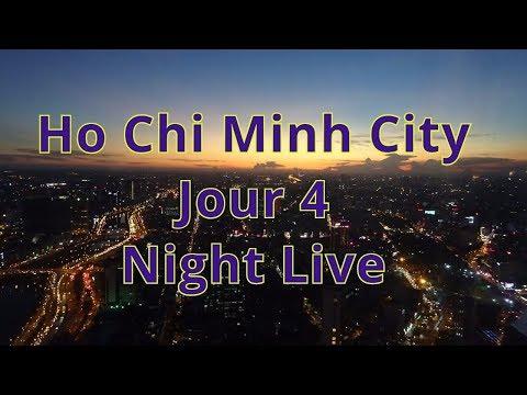 Market & Night live at Ho Chi Minh City