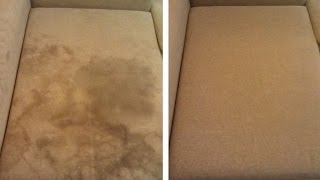 видео Химчистка мягкой мебели