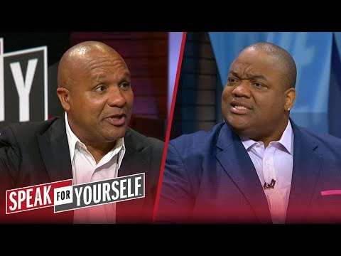 Jason Whitlock confronts Hue Jackson about the Browns firing | NFL | SPEAK FOR YOURSELF
