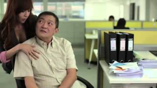funny ad woman massage worst job in the world 2nd part