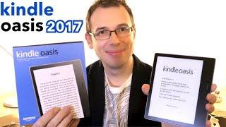 OUVERTURE CADEAU Amazon Kindle Oasis 2017 | Anniversaire de Morgan