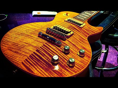 Gibson Slash AFD Appetite For Destruction 2010 Les Paul 1 of 600 Up Close Guitar Video Review