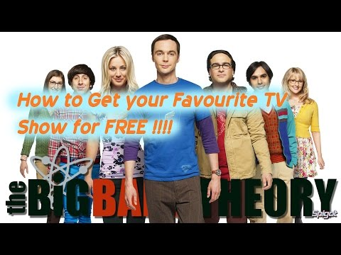 How to Download an Episode from a TV Show for FREE !!!!
