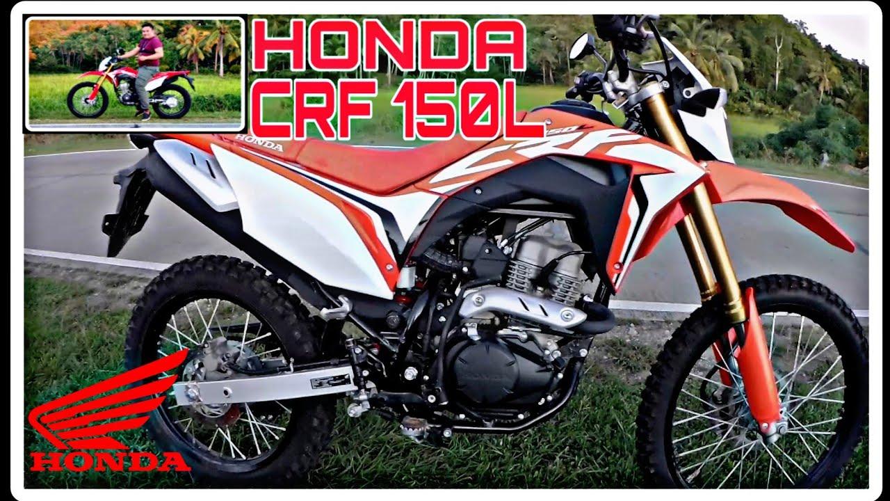 Honda Crf150l Philippines 2019 Youtube