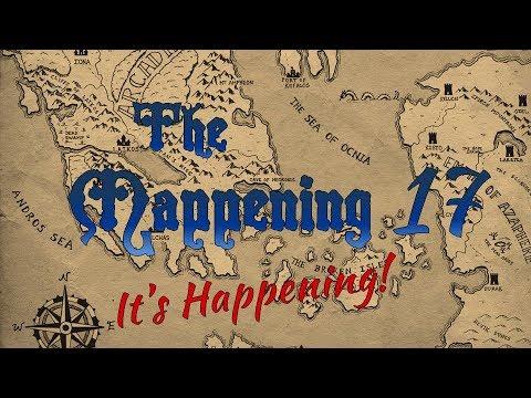 The Mappening 17 - ISKLOFT w/ Jarl DM