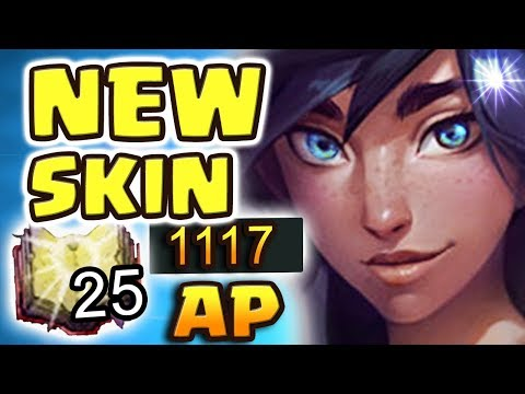 *NEW* SSG TALIYAH JUNGLE SPOTLIGHT 21 kilIs | 1100+ AP SPAWN KilI | WE NEED TO BUILD A WALL!!