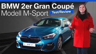 BMW 2er Gran Coupé 2020 - Review   Test/Sitzprobe