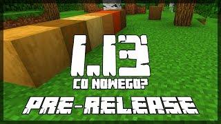 Minecraft 1.13: [PRE-RELEASE 2] Co Nowego? 6 Nowych Bloków! Receptura Utwardzonego Lodu!