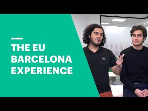 Why Study at EU Business School Barcelona?