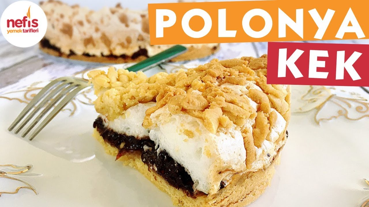 Polonya Keki Tarifi