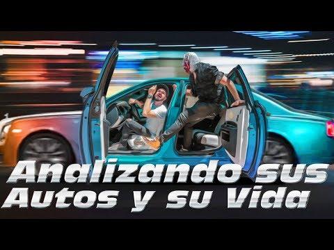 SALOMUNDO & ESCORPIÓN Al Volante En Su Barrio