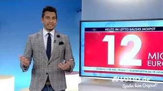 Ziehung der Lottozahlen vom 28.03.2020