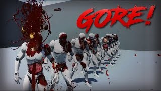 The New Gore System is Unreal... (+ More News) | Dead Matter News