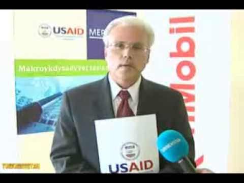 USAID & ExxonMobil IFRS course for Oil and Gas Sector (News report from Tv-4 Turkmenistan)