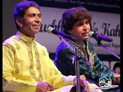 Nazar Mujhse Milati Ho, Ghazal by Ahmed Hussain Mohammed Hussain, Live
