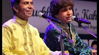 Nazar Mujhse Milati Ho, Ghazal by Ahmed Hussain Mohammed Hussain, Live