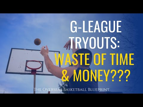 G-League Open Tryouts: Real Opportunity, Or Waste Of Time & Money? | Dre Baldwin
