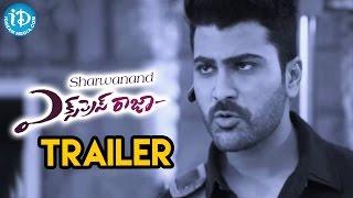 Watch express raja theatrical trailer. starring sharwanand, surabhi, sushanth and brahmaji. directed by merlapaka gandhi produced uv creations. music ...