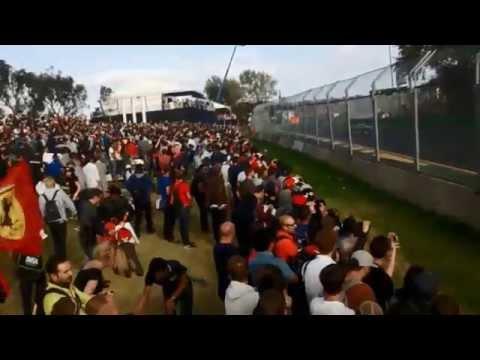Formula one Melbourne 2015 F1 Australia Albert's Park part3