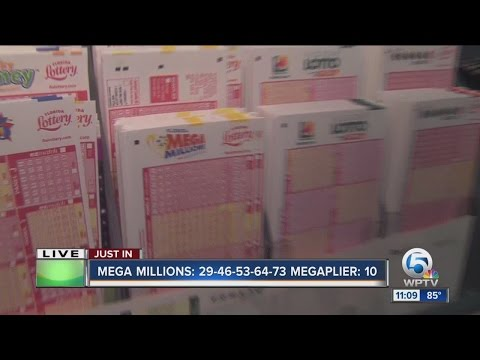 Mega Millions winning numbers out