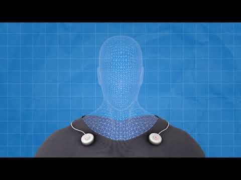 Zulu Audio - Wearable Speakers - CGI Demo