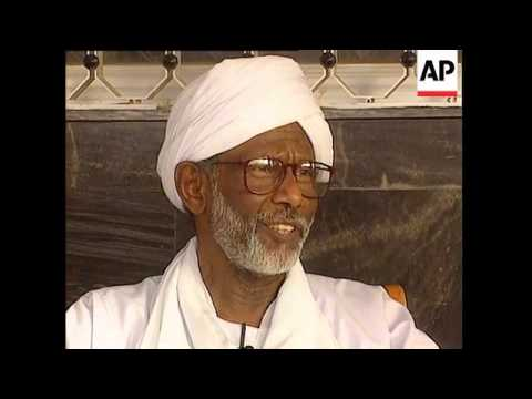 Sudan - Turabi Speaks On Assassination Attempt